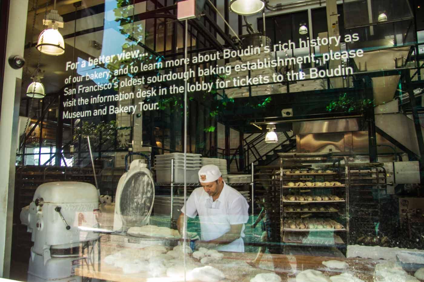 Boudin Bakery & Cafe