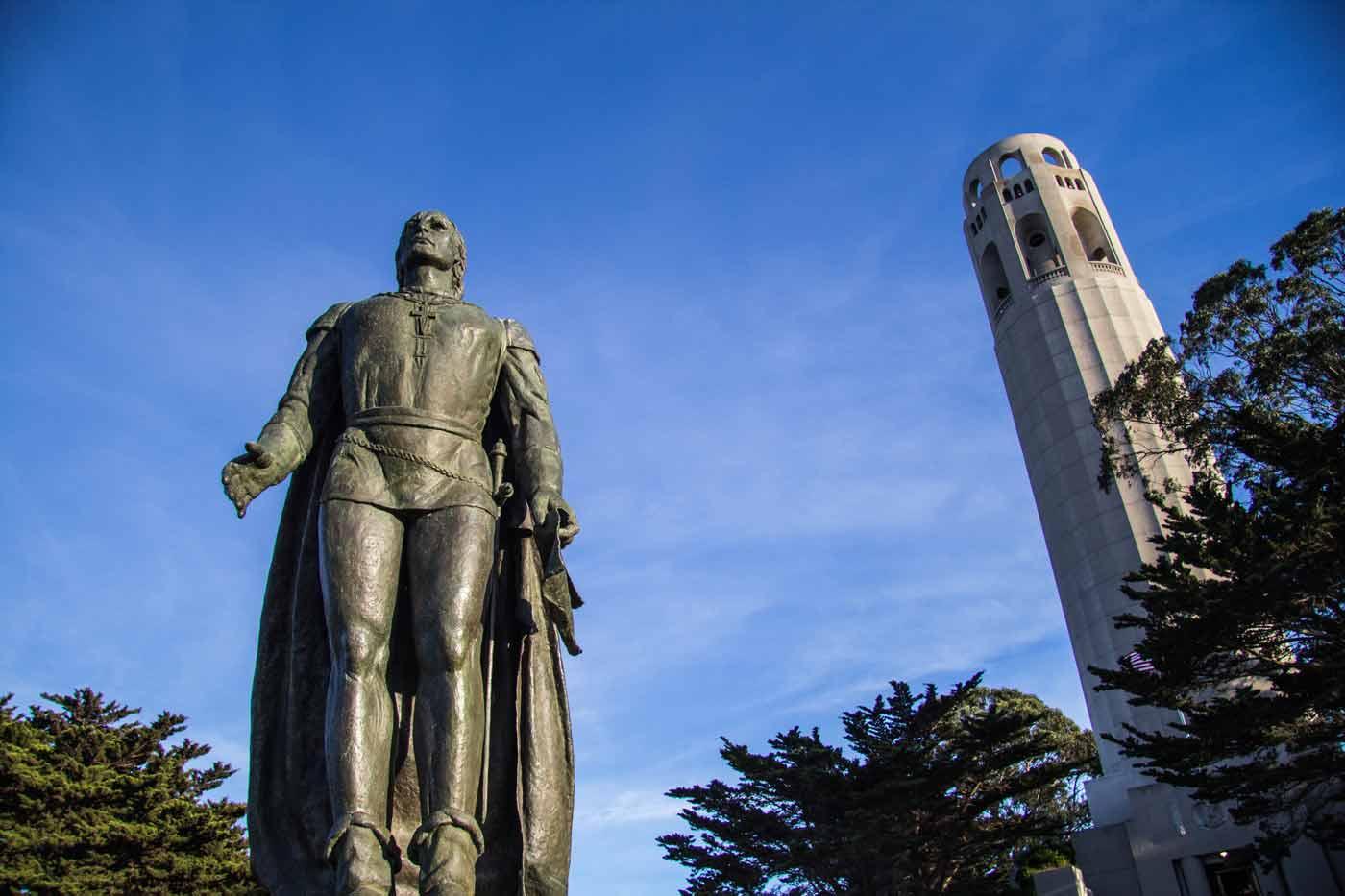 Coit Tower em São Francisco