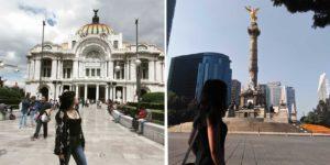 viajando sozinha na cidade do méxico