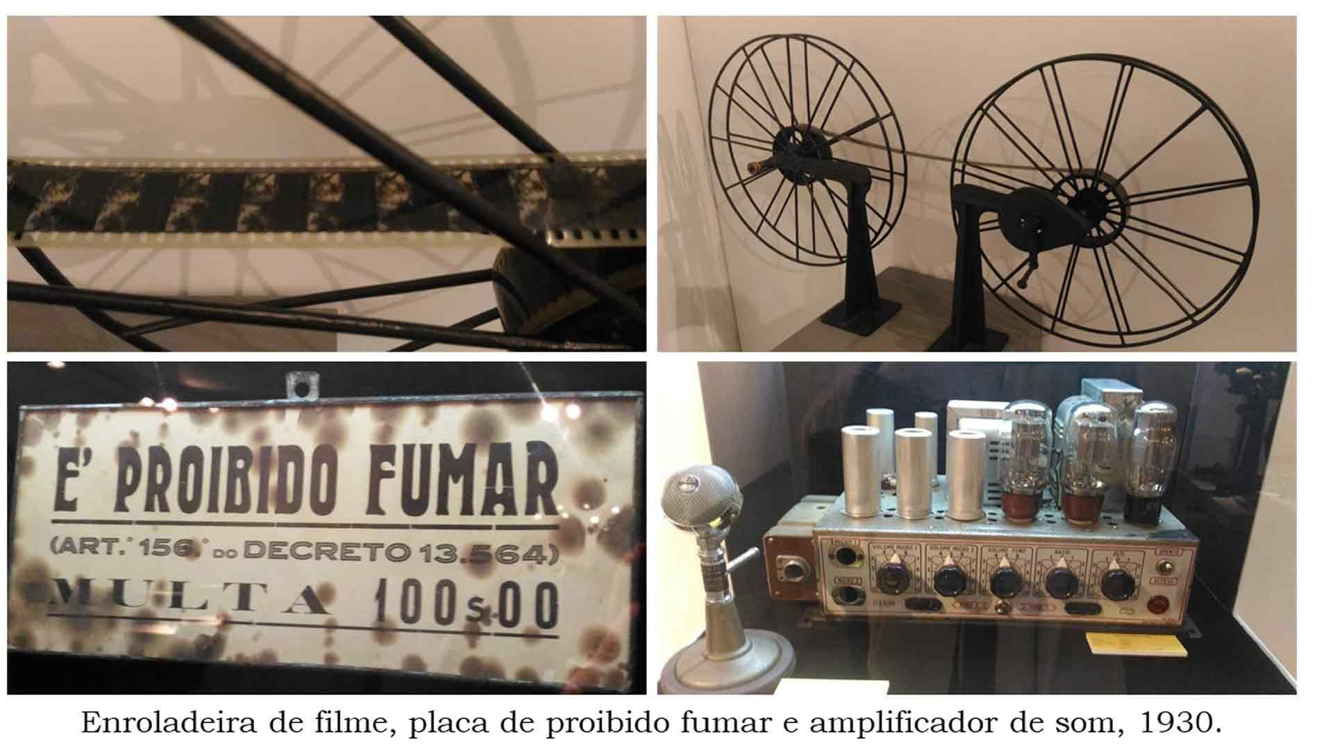 Acervo do Museu da Imagem e do Som de Vila Real