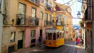 lisboa, uma das cidades para morar em Portugal em 2018