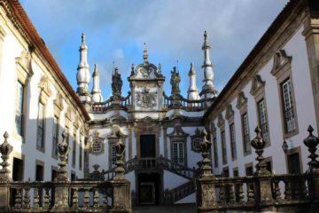 Casa de Mateus, em Vila Real, um dos lugares a visitar