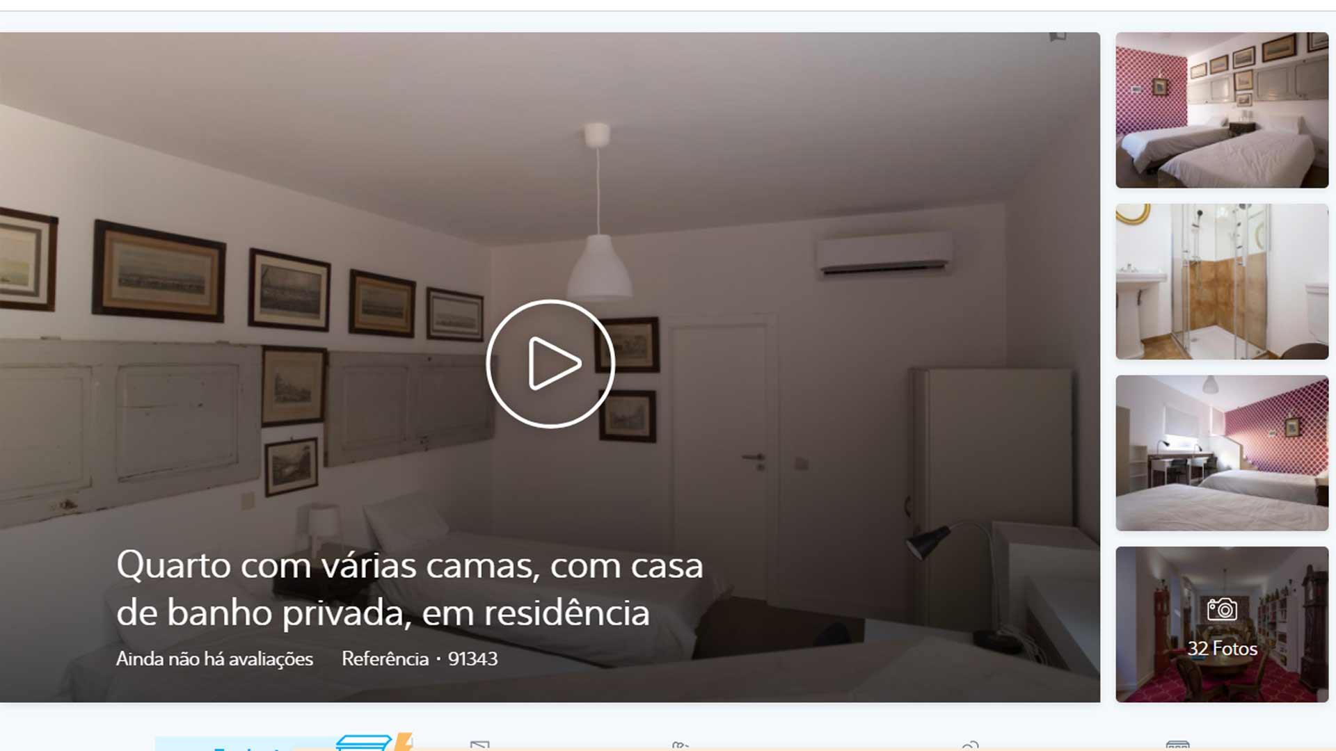 fotografias de casa na Uniplaces