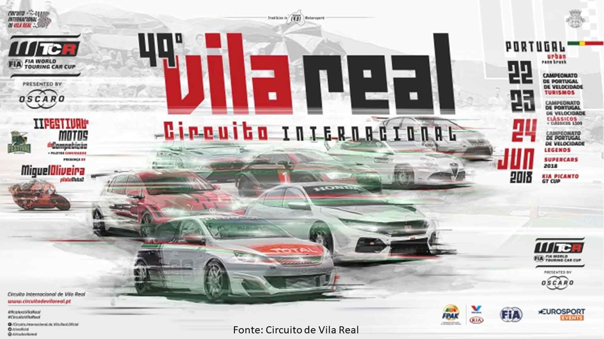 Circuito Vila Real : Circuito de vila real ft já fez as malas