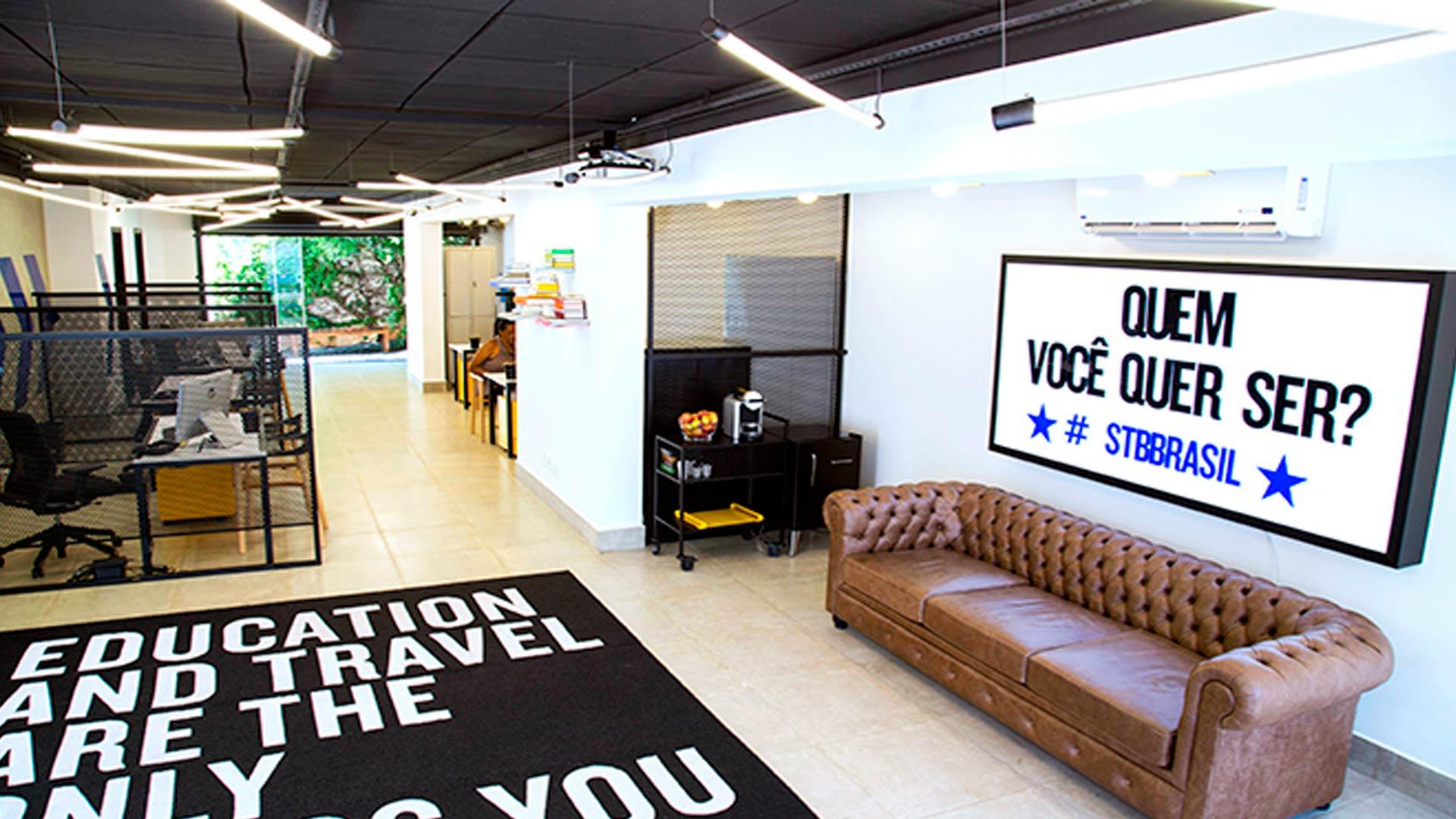 STB é uma das melhores agências de intercâmbio do Brasil