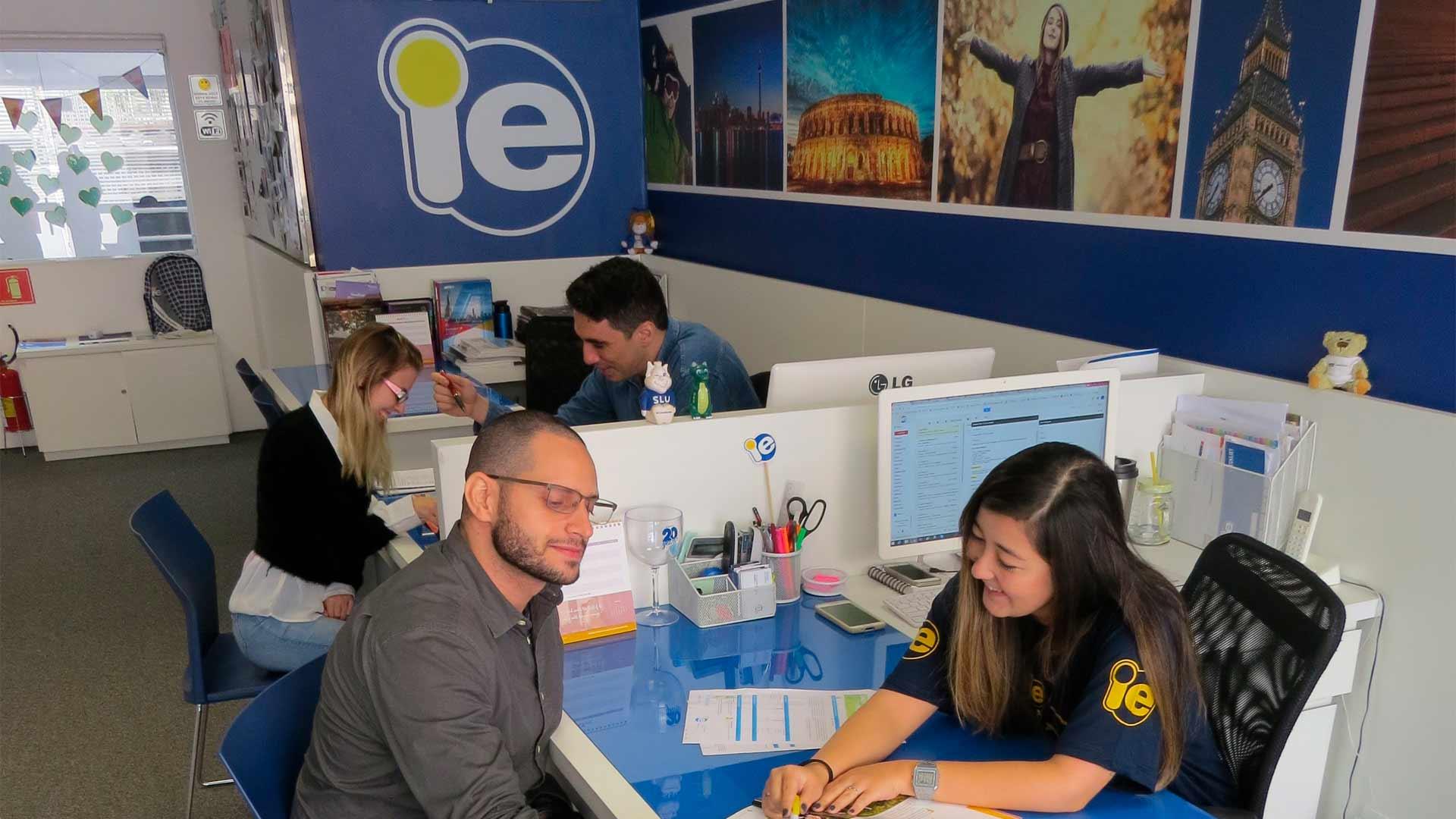 IE é uma das melhores agências de intercâmbio do Brasil