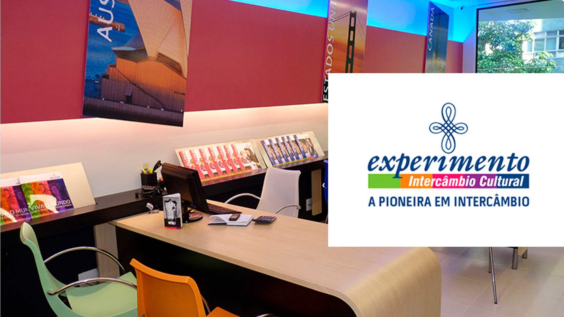 Experimento é uma das melhores agências de intercâmbio do Brasil