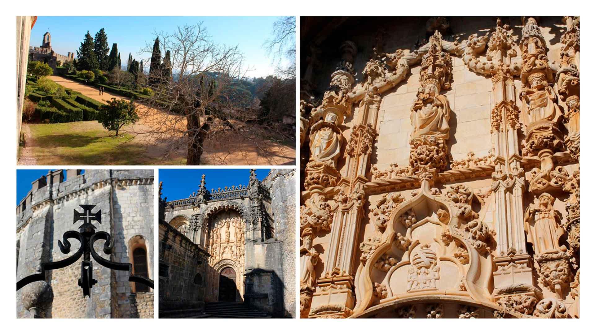 Castelo de Aumourol, em Tomar