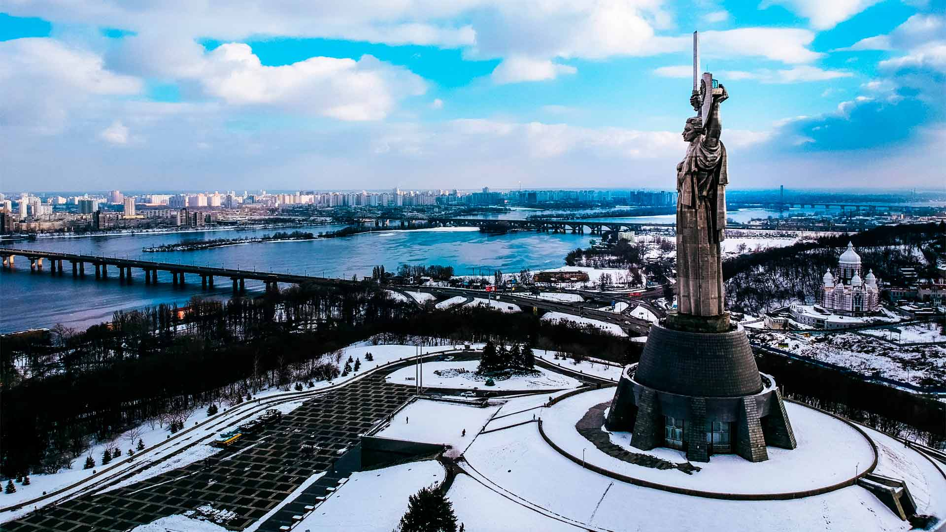Kiev, capital da Ucrânia