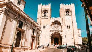 Vista de uma das zonas onde é possível morar em Lisboa